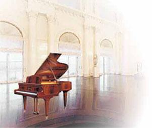 Сайт о настройке фортепиано.